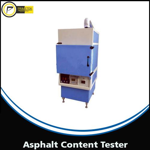 Asphalt Content Tester