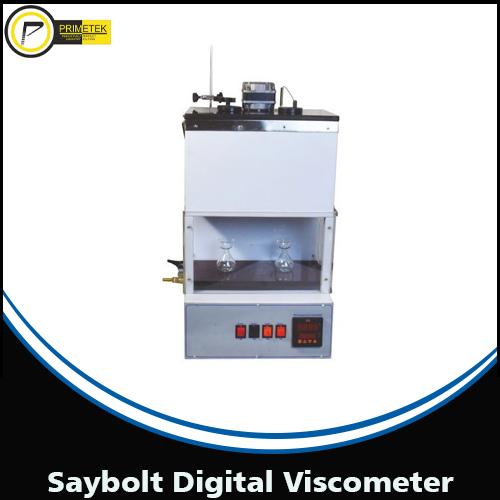 Saybolt Digital Viscometer