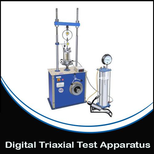 Digital Direct Shear Apparatus
