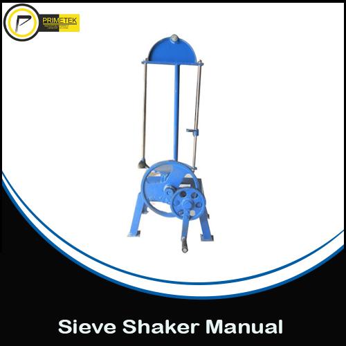 Sieve Shaker Manual