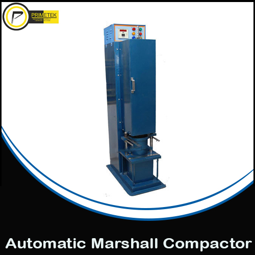 Automatic Marshall Compactor
