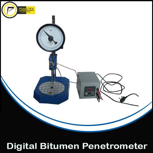 Digital Bitumen Penetrometer
