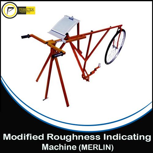 Merlin Roughness Testing Machine